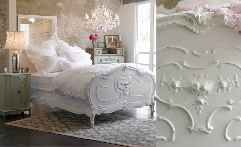 les r ves de marie appr cient le style shabby chic de rachel ashwell une femme de grand talent. Black Bedroom Furniture Sets. Home Design Ideas