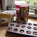 muffins light (ingredients)