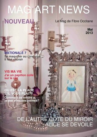 Couv mag art news 1