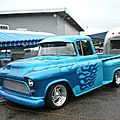CHEVROLET Custom Chevy pick-up 1956 Illzach (1)