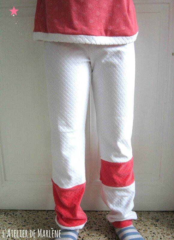 porté pantalon