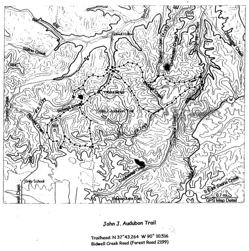 Photo-carte-John-Audubon-trail-parcours