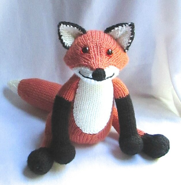 Traduction Toy Fox - Rian Anderson