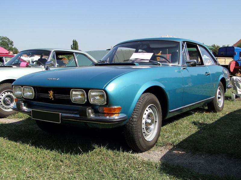 peugeot 504 coupe 1972 oldiesfan67 mon blog auto. Black Bedroom Furniture Sets. Home Design Ideas