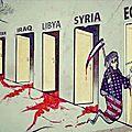Syrie : la russie fournit aux nations unies les images satellites, des responsables du massacre en syrie