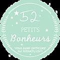 52 petits bonheurs #15