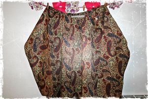 blouse Liberty Bourton