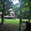 Notre bungalow a Tetepare