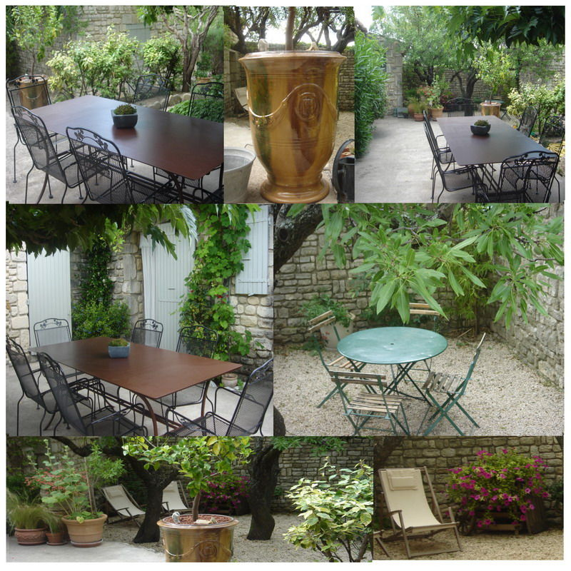 Coin terrasse c comme coeur - Coin terrasse jardin argenteuil ...