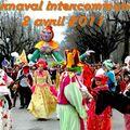 Carnaval Le Vigan 2 avril 2011