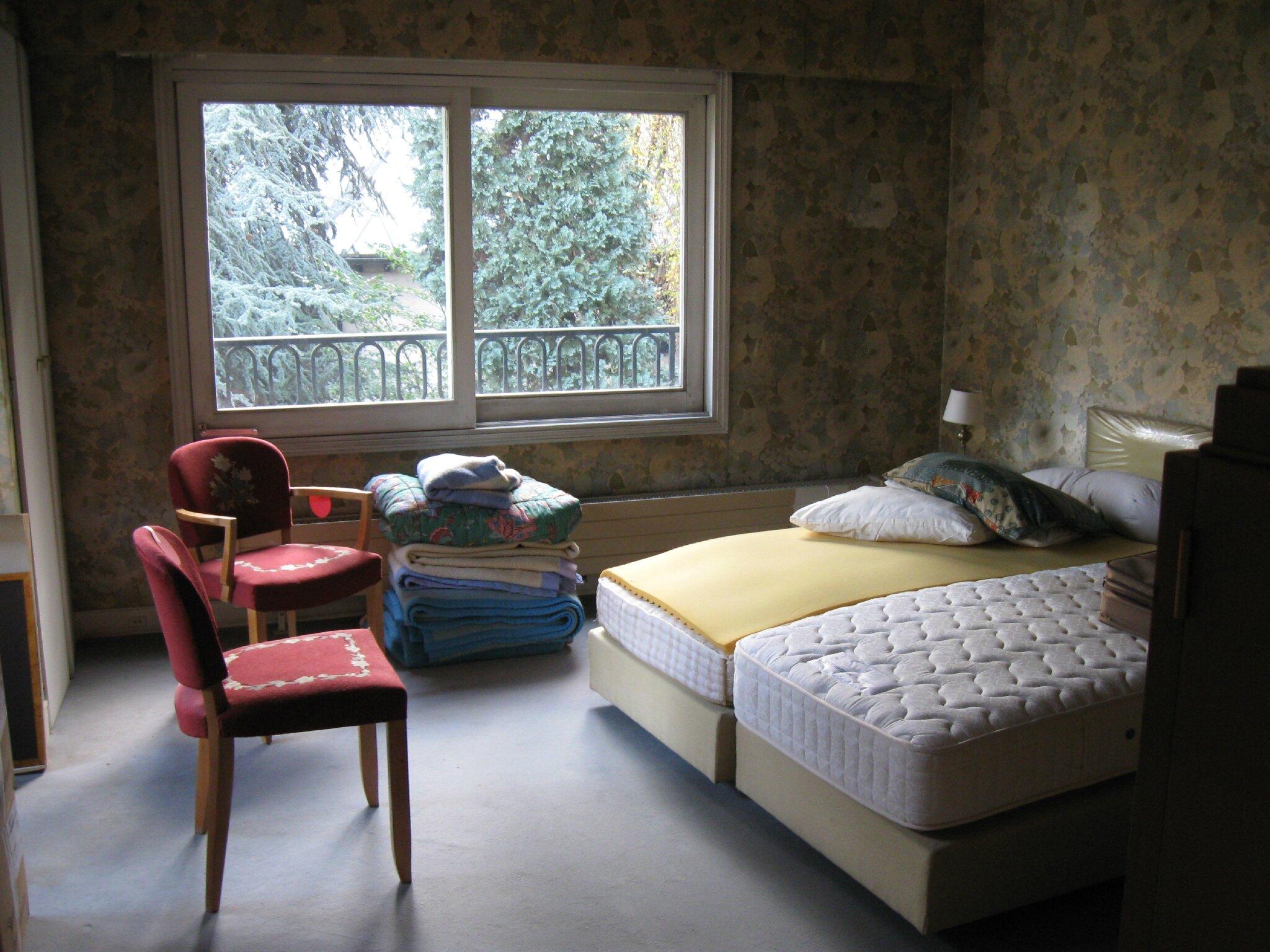 Affordable avant pendant aprs duune chambre parentale with - Papier peint chambre parentale ...