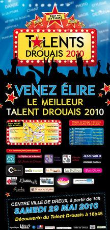 affiche_talent_drouais