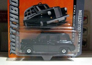 Austin FX London Taxi (Matchbox)