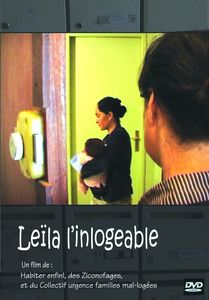 Couv dvd Leila l'inlogeable web