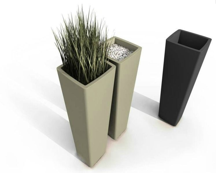 All so quiet cache pot design qui est paul stinside - Cache pot interieur design ...