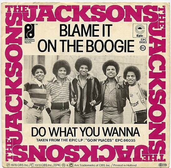 Blame It On The Boogie: The Battle of The Boogie