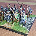 Les 50 nuances de rose - nuance n°23 : cavalerie romaine