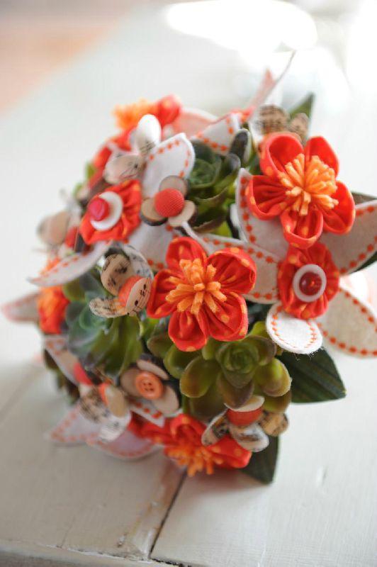 bouquet orange1
