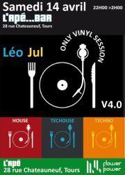 Only vinyl session_Lape Bar