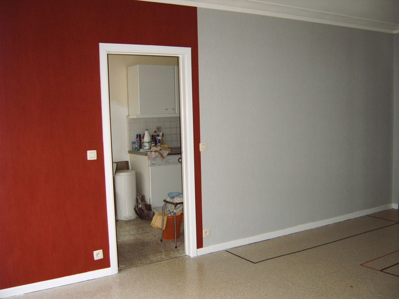 Beautiful Peinture Chambre Gris Et Rouge Ideas - House Design ...