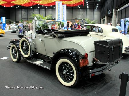 Ford Type A roadster (RegioMotoClassica 2011) 02