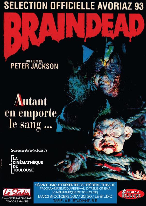 Braindead (Affiche)