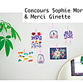 Concours sophie morille
