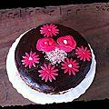 Gâteau façon kinder délice