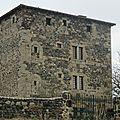 Maison forte de prunet en haute loire