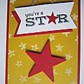 La tête dans les étoiles/ star shine