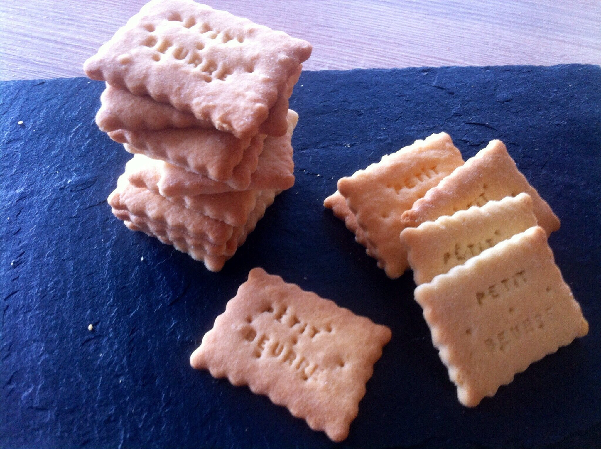 Biscuits petits beurre