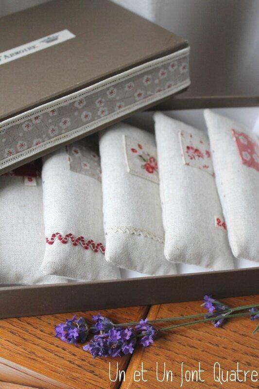 Sachets de lavande (2)