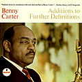 Benny Carter - 1966 - Additions To Further Definitions (Impulse!)