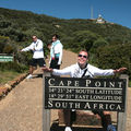 Depart de cape point