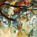 Wassily Kandinsky, La composition numéro 5