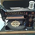 Collection de machine à coudre-Vintage sewing machine