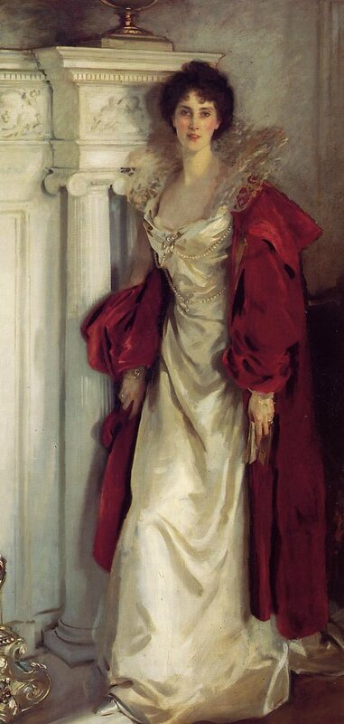Sargent 1902 Winifred Duchess of Portland