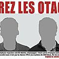 Il reste cinq français détenus dans le monde
