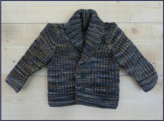 All you knit is Love #2 : le cardigan Oscar