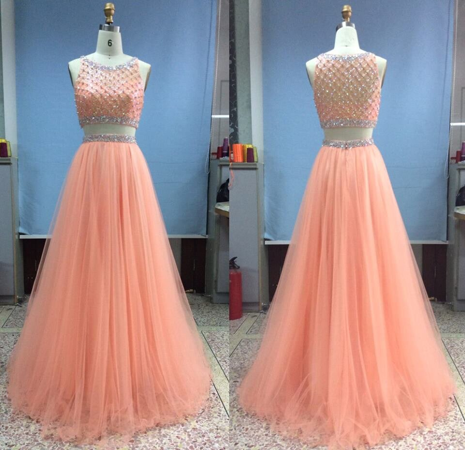 Exude Elegance in Pink Gowns for Prom 2015 - Party Dress Fashion