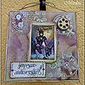 Dictée de carte steampunk et ronde de mai
