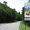 Sur la tome... Sur les routes du Massif des Bauges (74)