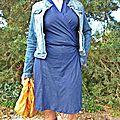 Les périples de la robe elisa