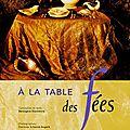 A la table des fees