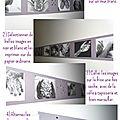 Réaliser une frise murale avec ses photos