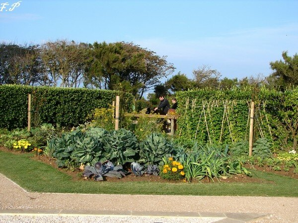 Phare chassiron et ses jardins oleron for Phare decoratif pour jardin