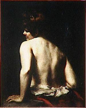 Le modèle de Juana ROMANI