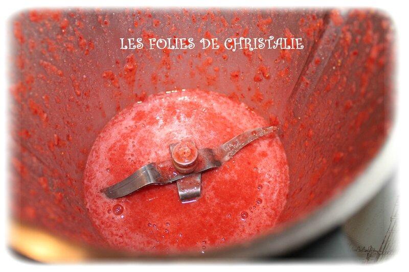 Coulis de fraises 2