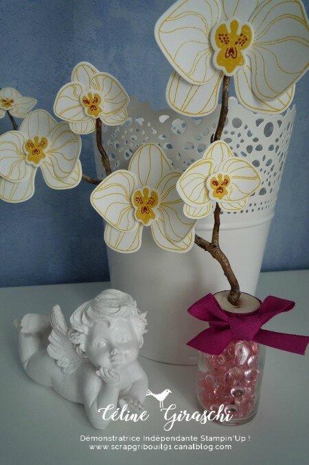 Déco orchidées 2