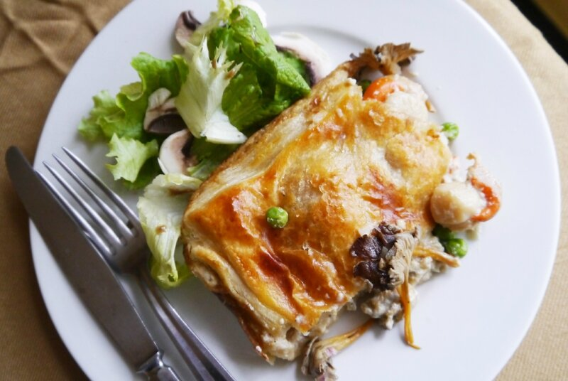 Tourte StJacques-chanterelles (2)